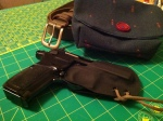 CZ and Prototype belt bag